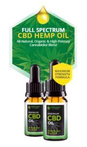 Organic Line CBD - effet de bien-être sur tout le corps!