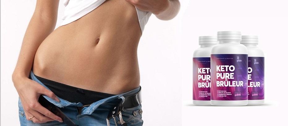 Comment la composition de Keto Pure Bruleur? Effets d'application. Y a-t-il des effets secondaires?