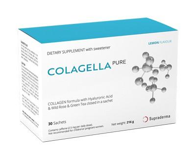Quésaco Colagella Pure? Comment fonctionne les effets secondaires?