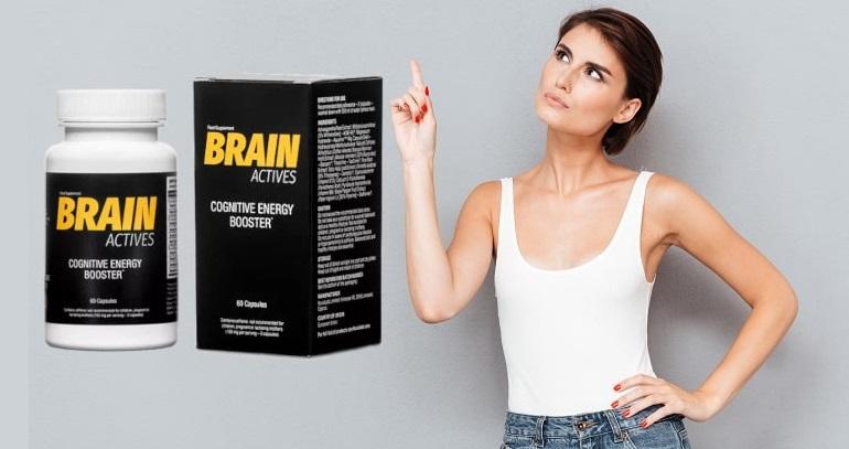 Brain Actives - dosage, prix, où acheter ?
