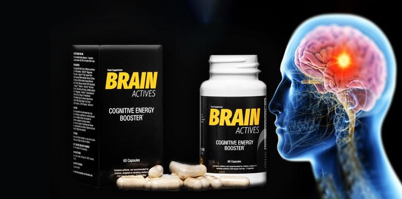 Brain Actives - des ingrédients naturels et sûrs