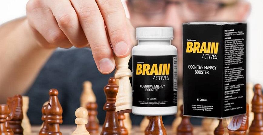 Brain Actives - action rapide et efficace